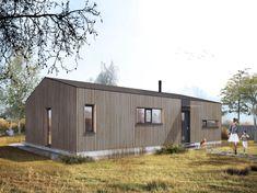 Typové drevodomy | nízkoenergetické drevostavby | Xhome