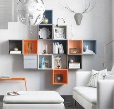 Bildresultat för smarta bokhyllor bilder