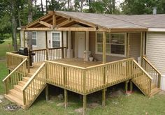 Porch Designs For Mobile Homes Mobile Home Porch Designs Mobile