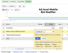 5 Google AdWords Enhanced Campaign Tips for Efficiency & Better Performance  Visit http://rkwebsol.in for more information on Search Engine Optimization & Social Media Marketing