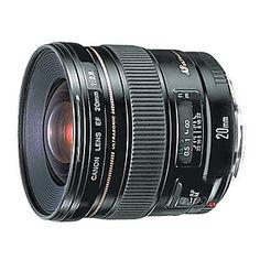 Canon EOS EF 20mm f/2.8 USM Lens £403