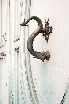 Doorknob by _Art, via Flickr