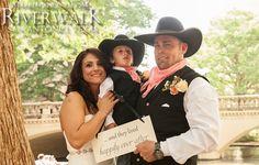 2014 Spring Wedding Cory and Lynette at www.MarriageIsland.com San Antonio Riverwalk (210) 667-6503