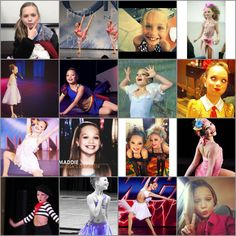 I'VE DON THIS! i'm proud of myself:) maddie ziegler                       dancemomsfan