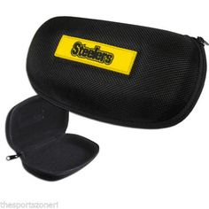 Pittsburgh Steelers Hard Shell Sunglass Case #Pittsburgh Steelers Visit our website for more: www.thesportszoneri.com