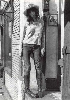 """superseventies:  Patti Smith  """