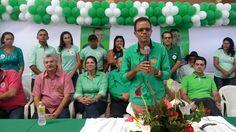 Blog Paulo Benjeri: Multidão lota quadra da escola Anselmo Cordeiro na...