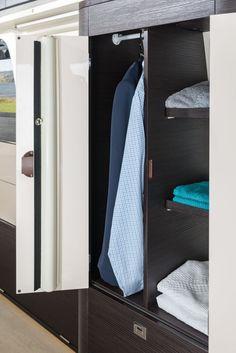 Westfalia Kepler Combi Wv, T5 Camper, Vw Bus, Travel Style, Bunk Beds, Jules Verne, Vans, Cabinet, Storage