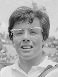 1973 Billie Jean King ... Tennis Queen