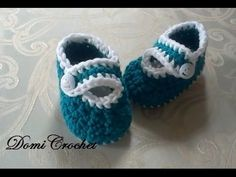 Ako uháčkovať veselé papučky :) Crochet Shoes, Crochet Baby Booties, Baby Shoes, Youtube, Blog, Clothes, Fashion, Shoes, Ganchillo