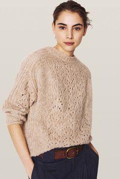 Pullover, Sweatshirt, Sleeveless Jumper, Mohair Sweater, Tailored Trousers, Knitwear, Feminine, Sweaters, Cardigans