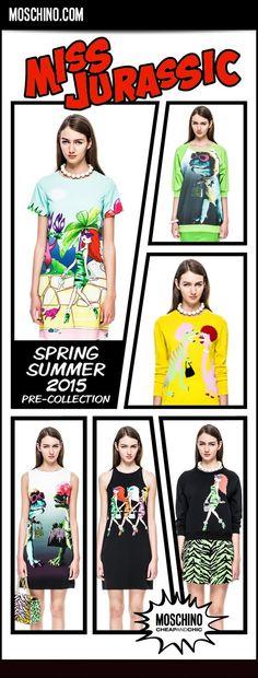 Fashion Wall ContentsFashion Wall Contents时尚墙内容Мода на стене Содержаниеファッションウォールの内容 - MOSCHINO EXPERIENCEMOSCHINO EXPERIENCE