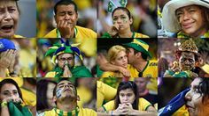 Another Big Tragic Moment after Neymar's Injury.