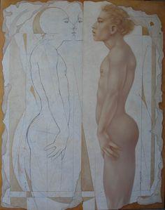 ✿ Gérard DARAN ✿ | Catherine La Rose Poesia e Arte