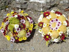 Bolinhos de Batata Doce para Oxumarê