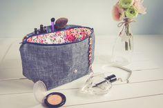 Tuto couture : La trousse de maquillage ADA - Les tutos couture de Dodynette
