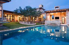 Warm Up With Fancy Pools --> http://photos.hgtv.com/photos/pools-?soc=pinterest