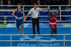 #olympics #olympiad #olympians   Claressa Shields became the first United States boxer to win successive gold medals when she defeated Nouchka Fontijn of the Netherlands, 3-0, in the women's middleweight final.   Mauricio Lima for The New York Times