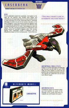 Transformers Universe - Gallery: G1 Laserbeak & Frenzy