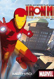 Iron Man: Armored Adventures Poster