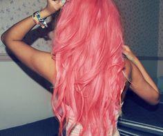 cute colorful hair - Google Search   via Tumblr
