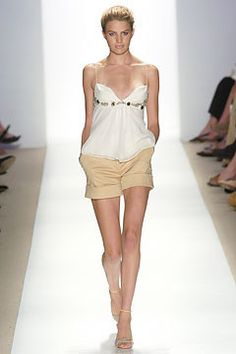 J. Mendel Spring 2005 Ready-to-Wear Collection Photos - Vogue