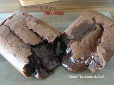 Le gâteau Trop ChocOlat