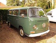 1970 Volkswagon Camper Type 2, early Bay Window Westfalia Conversion