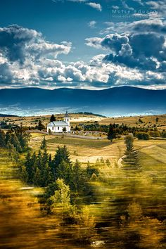 Transylvania, Romania. Obviously I must go to my motherland.. http://www.travelbrochures.org/202/europa/tour-guide-for-romania