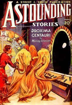 1935 ... invasion of floppy-sapiens!