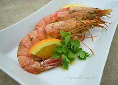 #Gamberi all'arancia e curry #gialloblogs http://blog.giallozafferano.it/rafanoecannella/gamberi-allarancia-e-curry/…