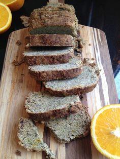 Banana Zucchini Bread/Cake/Muffins (Nut Free, Grain Free, Egg Free & Sweetener Free!) » The Saffron Girl