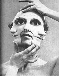 Petites personnes - accessoire masque