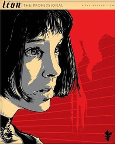 Leon The Professional by Jeff Boyes