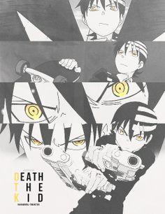 #DeathTheKid #Soul Eater