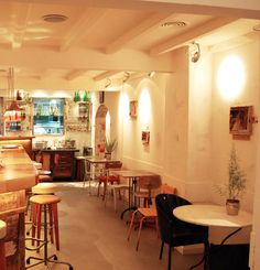 nonono cafe organic food Barcelona