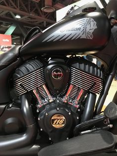 Triumph Motorcycles, Cool Motorcycles, Indian Motorbike, Vintage Indian Motorcycles, Motorcycle Design, Motorcycle Style, Mv Agusta, Ducati, Indian Dark Horse