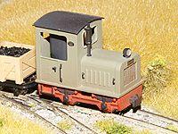 Feldbahn-Diesellok 1001.600.11 (Ausführung 2005 ff)