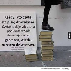 coś w tym może być Tea And Books, I Love Books, Motivational Quotes, Funny Quotes, Inspirational Quotes, Love Me Quotes, Life Quotes, Saving Quotes, Forever Book