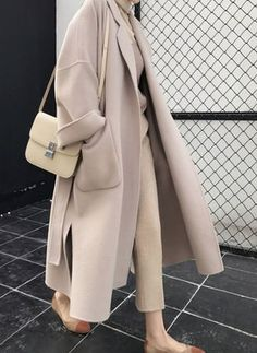 Winter Fashion Outfits, Modest Fashion, Look Fashion, Korean Fashion, Autumn Fashion, Womens Fashion, Classy Winter Fashion, Elegance Fashion, Fashion Dresses