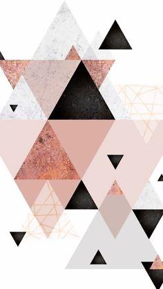 Rose Gold Wallpaper, Framed Wallpaper, Flower Background Wallpaper, Flower Phone Wallpaper, Watercolor Wallpaper, Pink Wallpaper Iphone, Cute Wallpaper Backgrounds, Flower Backgrounds, Pretty Wallpapers