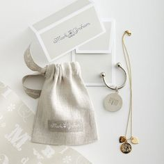 Sonya Layered Charm Necklace   Mark and Graham