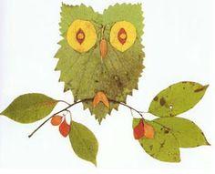 leaf art for preschoolers | ... leaf art idea leaf prints more autumn art ideas art projects for kids