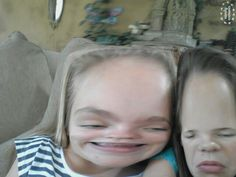 Funny me and my friend