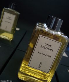 Sorcery of Scent: NAOMI GOODSIR PARFUMS - A Tip of the Hat to Consummate Craftsmanship