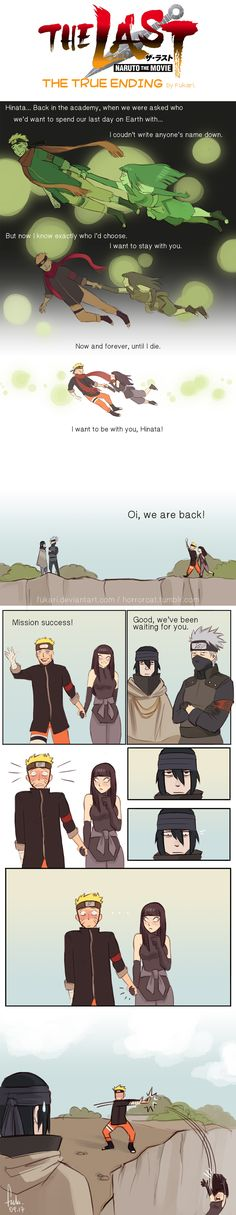 Naruto The Last - true ending by Fukari
