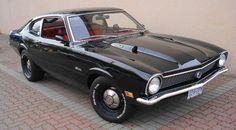 1970 Ford Maverick Grabber Fastback / Girlfriend had a yellow one, 302 and 3 on the floor.  Very peppy.