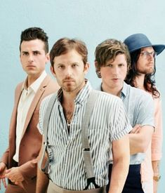 Kings of Leon - piano sheet music at Note-store.com
