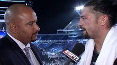 Roman Reigns Calls Win Over The Undertaker A Loss | ESPN - USANEWS.CA