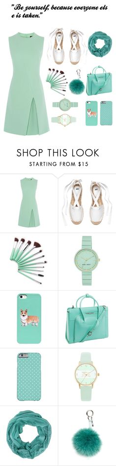 """""""Untitled #151"""" by missemmaleigh20 ❤ liked on Polyvore featuring Nine West, Corgi, McKleinUSA, Jessica Carlyle and Fendi"""